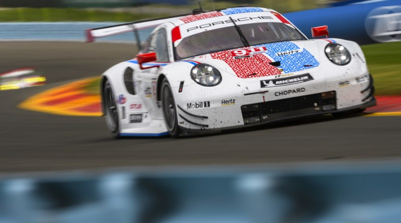 Porsche travels to IMSA race in Bowmanville as leader of the series