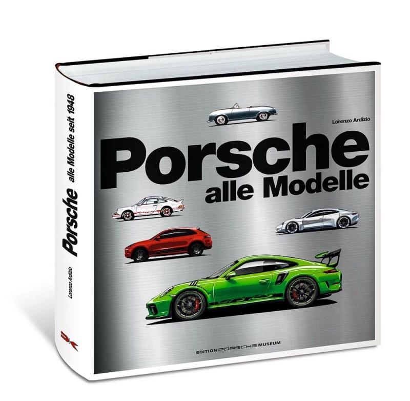 Porsche - alle Modelle Book Cover