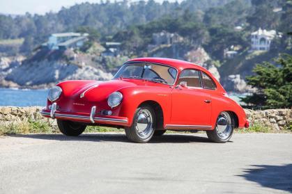 1957 Porsche 356 Carrera Coupe - Chassis 58295