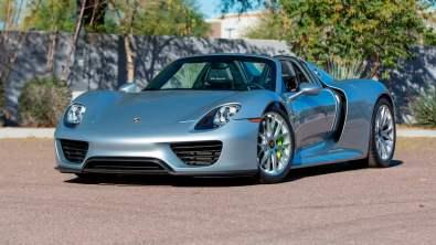 2015 Porsche 918 Spyder - Mecum