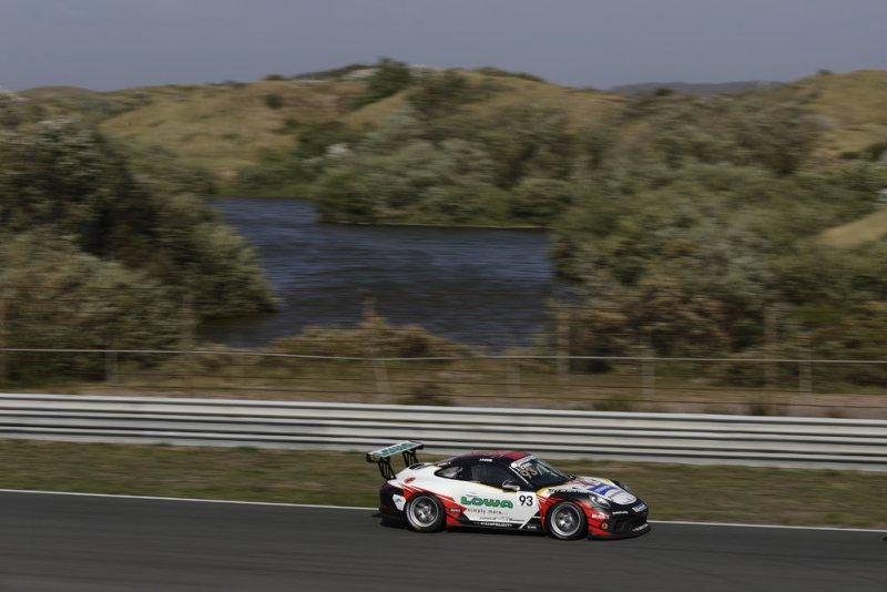 Porsche 911 GT3 Cup, Jaxon Evans (NZ), Porsche Carrera Cup Deutschland, Zandvoort 2019