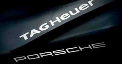TAG Heuer and Porsche - Sneak peek on the Porsche Formula E car