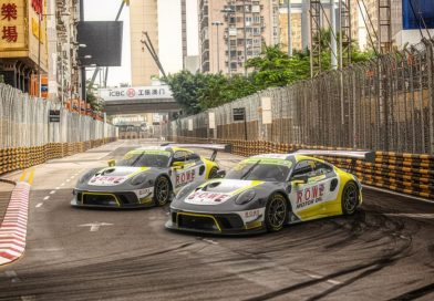 Porsche tackles the world's toughest road race with top teams : a preview to the FIA GT World Cup