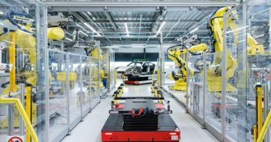 Punctual start of production for the Porsche Taycan