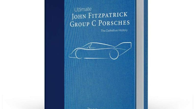 john fitzpatrick group c porsche the definitive history mark cole