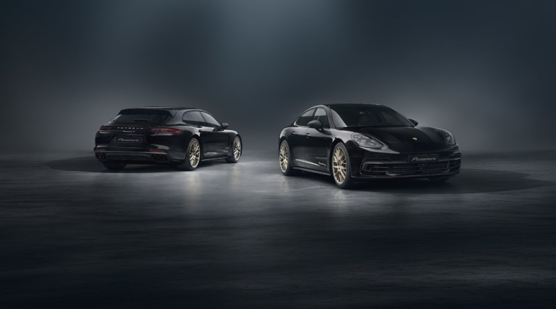 Panamera 4 Sport Turismo 10 Years Edition (l), Panamera 4 10 Years Edition