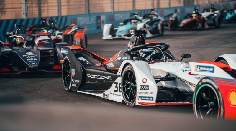 André Lotterer, #36 - Formula E - Riyadh