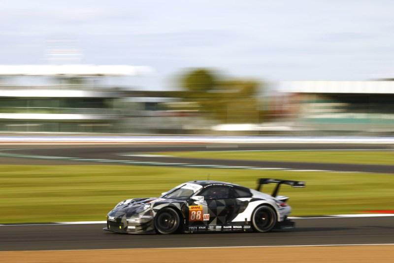 Porsche 911 RSR, Dempsey-Proton Racing (88), Thomas Preining (A)