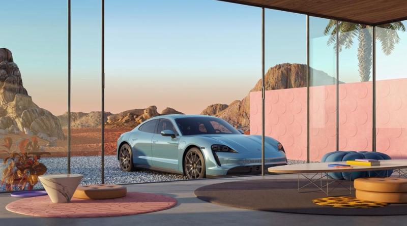 Porsche at the LA Auto Show 2019
