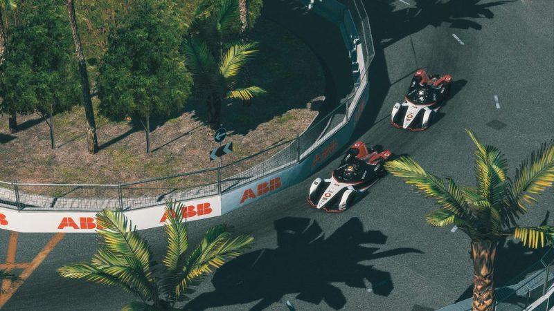 Neel Jani, Porsche 99X Electric, #18, André Lotterer, Porsche 99X Electric, #36