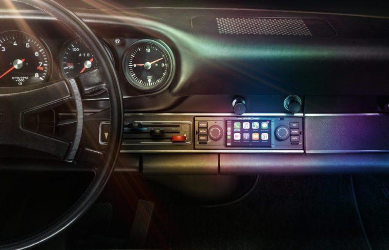 Porsche Classic Communication Management at Porsche 911 F