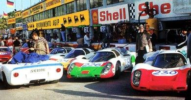 1968 Targa Florio