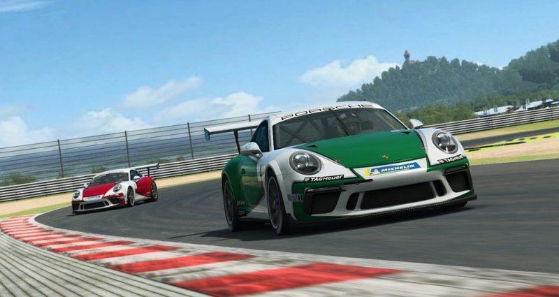 Porsche Esports Carrera Cup Deutschland