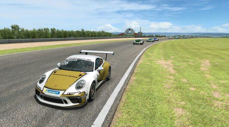- Porsche 911 GT3 Cup, #26 Laurin Heinrich (D), Porsche Esports Carrera Cup Deutschland, 2020 Most