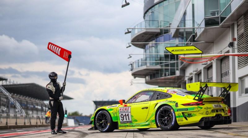 Porsche VLN Partnership