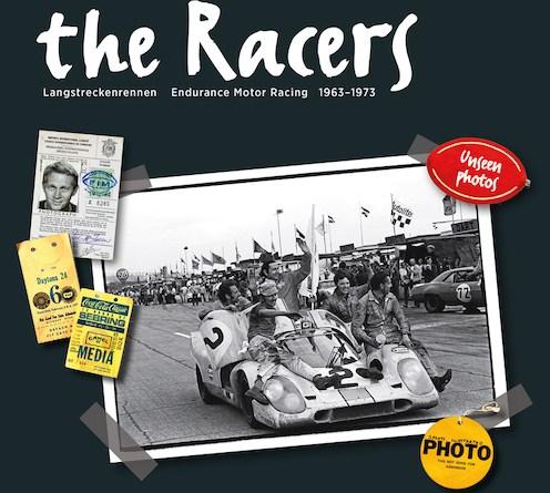 The Racers Al Satterwhite Personal Scrapbook