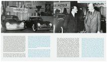 Porsche Speedster Legends 1954 - 2020 : sample page