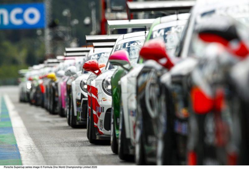 Porsche 911 GT3 Cup, Jordan Love (AUS), Porsche Mobil 1 Supercup, Spa-Francorchamps 2020,