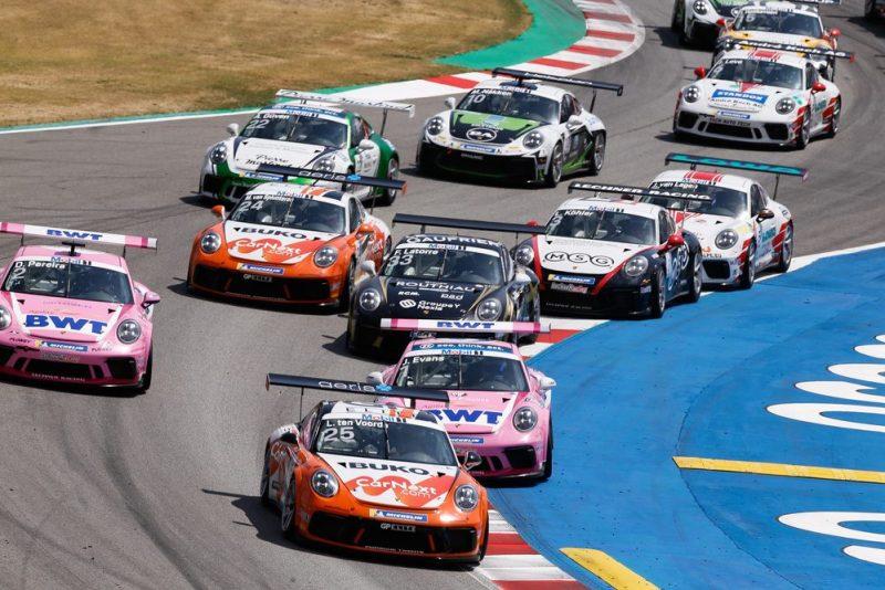 Porsche Supercup Barcelona