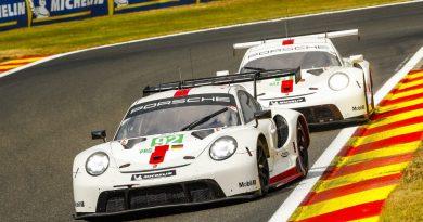 FIA WEC SPA GT 2020