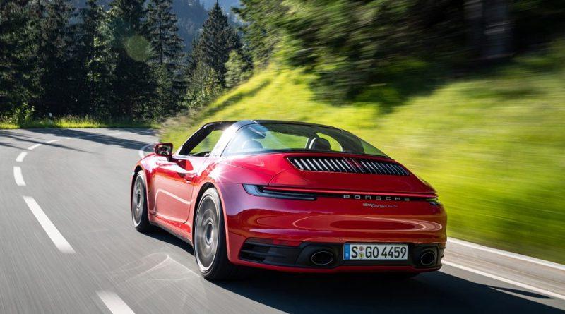 Porsche results 2020