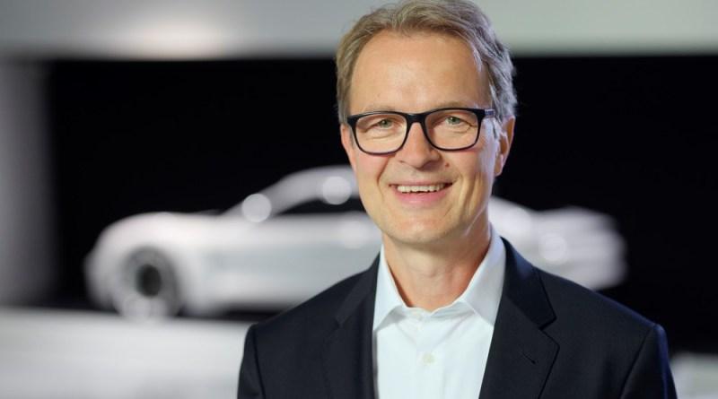 Dr. Kjell Gruner CEO Porsche Cars North America