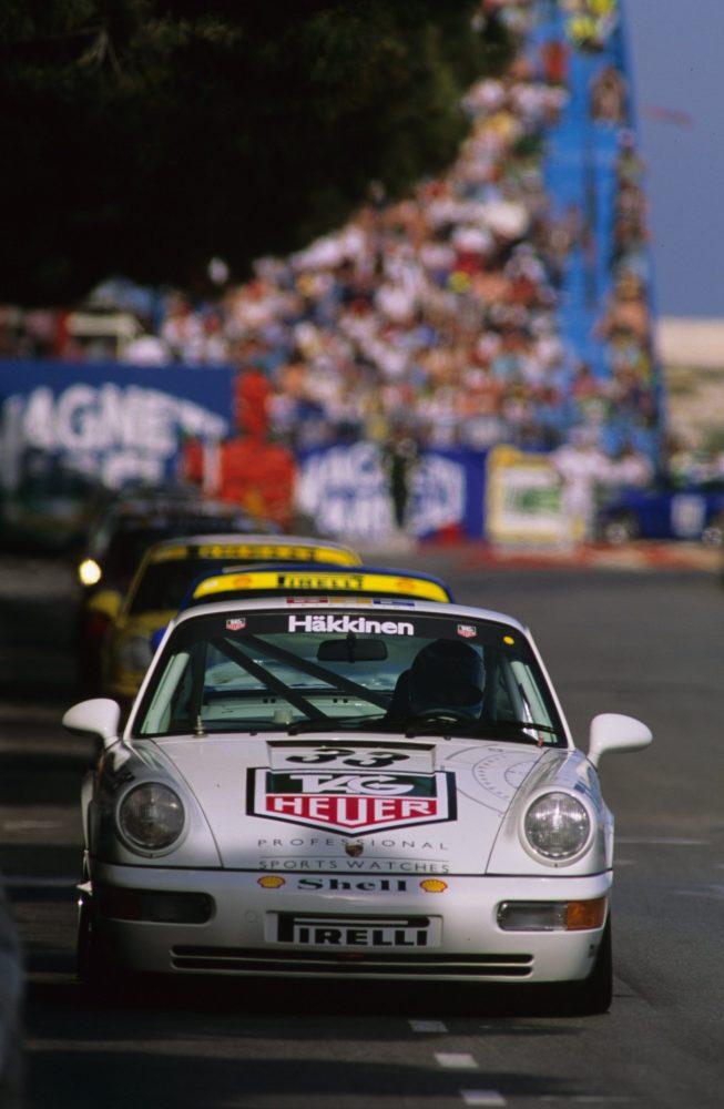 Mika Häkkinen - Porsche Supercup 1993