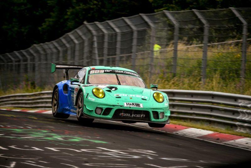 Porsche 911 GT3 R, Falken Motorsport (#33), Christian Engelhart (D), Sven Müller (D), Dirk Werner (D), Klaus Bachler (A)