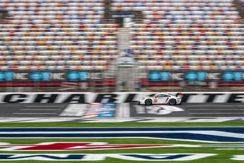 Porsche 911 RSR, Porsche GT Team (#911), Frederic Makowiecki (F), Nick Tandy (GB)