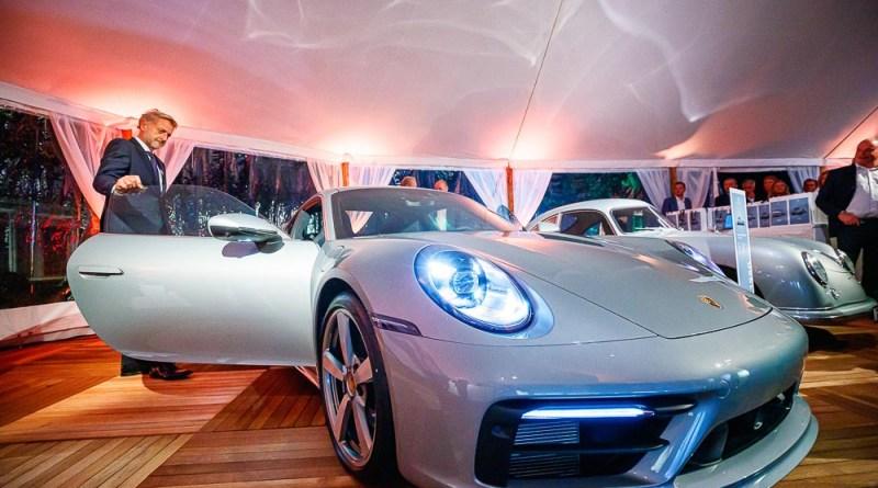 Ben Pon Porsche 911
