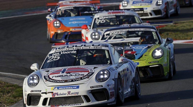 Porsche 911 GT3 Cup, Larry ten Voorde (NL), Porsche Carrera Cup Deutschland, Oschersleben 2020