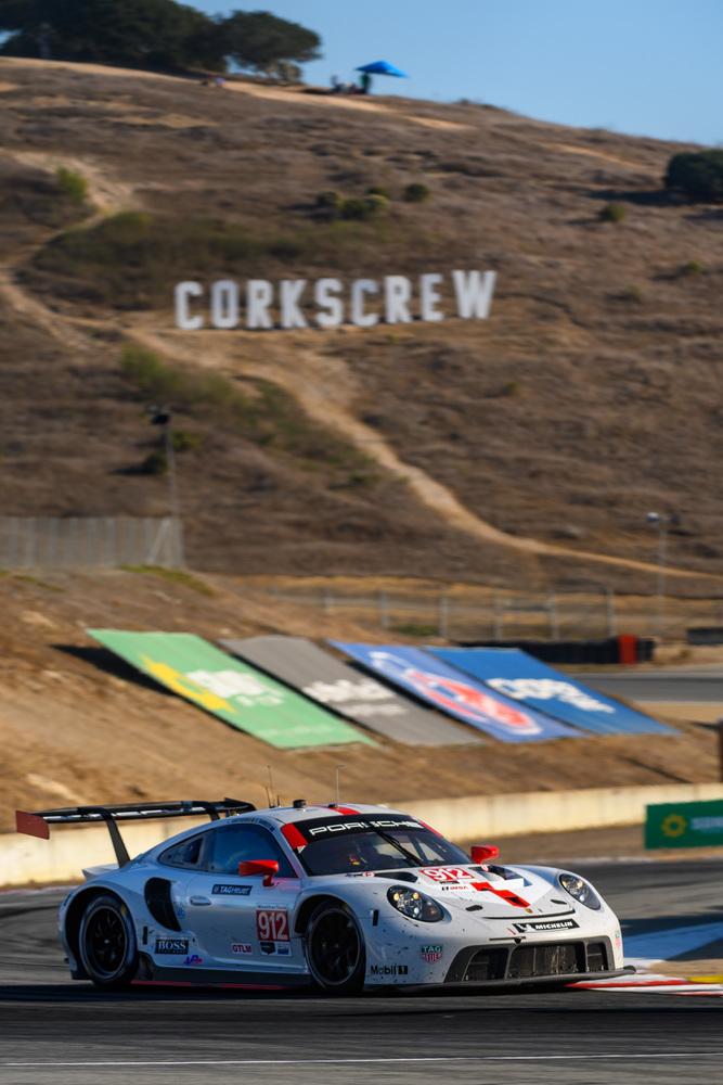 IMSA Weathertech Sportscar Championship Laguna Seca
