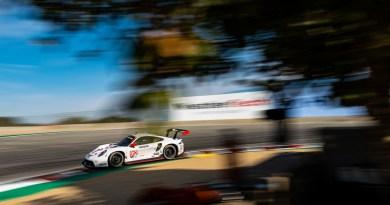 IMSA Sportscar Championship Laguna Seca