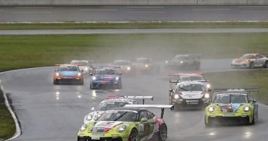 Victory leon kohler Porsche Carrera Cup Deutschland Lausitzring