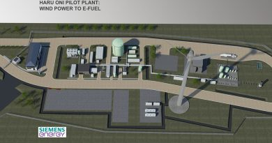 Haru Oni project pilot plant- Wind power to e-fuel