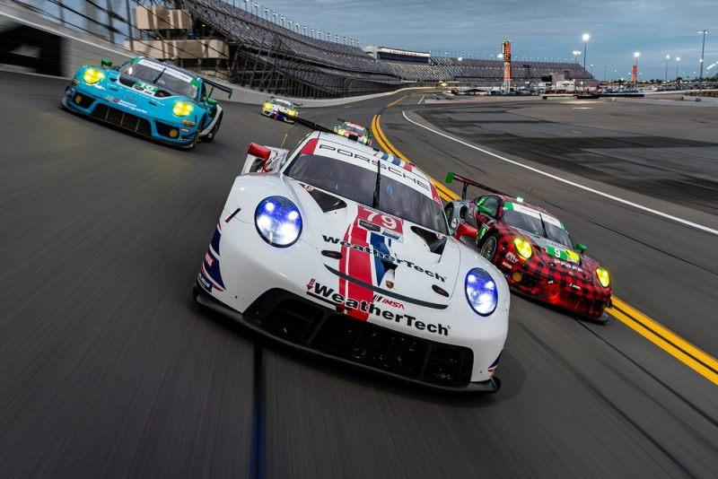 Preview to the 2021 Rolex Daytona 24H