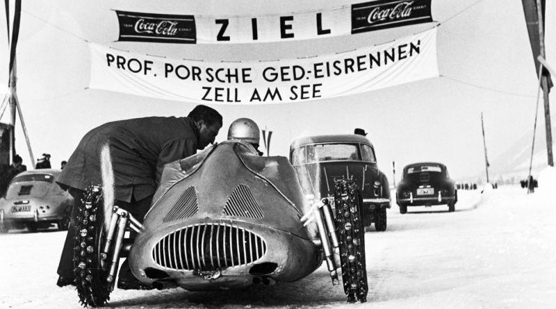 1956 Ferdinand Porsche Memorial Ice Races