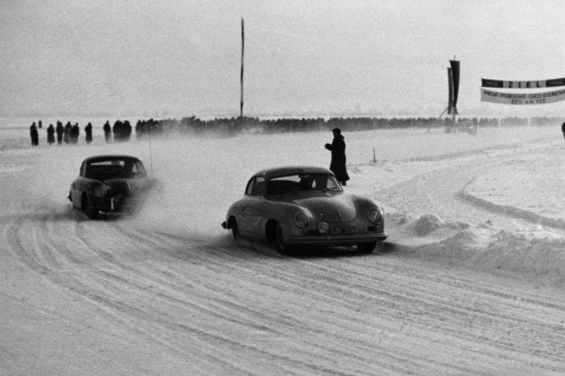 Ferdinand Porsche Memorial Ice Races