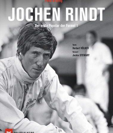 Jochen Rindt - erste Popstar der Formel 1 Ferdi Kraling