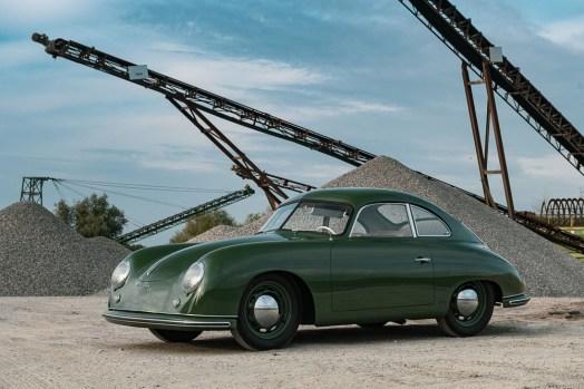 1952 Porsche 356 Coupe