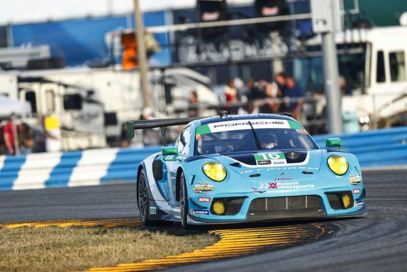 Results Daytona 24H Porsche 911 GT3 R, Wright Motorsports #16, Patrick Long (USA), Jan Heylen (B), Klaus Bachler (A), Trent Hindman (USA)