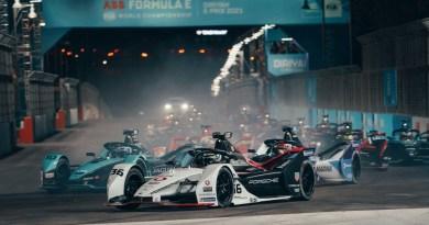 Formula E Diriyah 2021