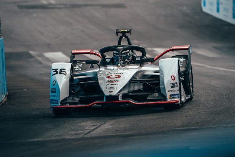 Formula E Rome (André Lotterer)