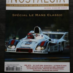 Porsche Magazine Nostalgia 8 (September - October 2004)