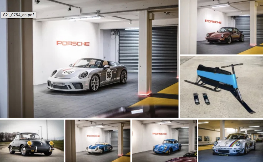 photo of The results of the RM Sotheby's Open Roads March Auction image