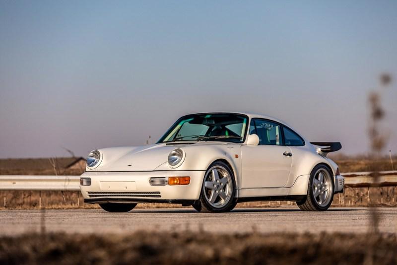 199o Porsche RUF CTR Carrera 4