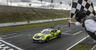 Porsche 911 GT3 Cup, Laurin Heinrich (D), Porsche Carrera Cup Deutschland, Oschersleben 2021