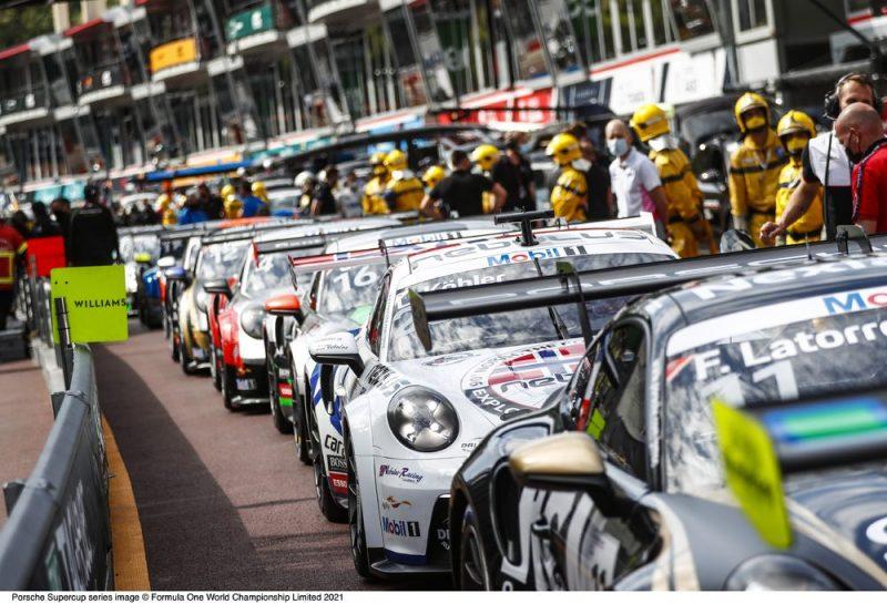 Porsche 911 GT3 Cup, Porsche Mobil 1 Supercup, Monaco 2021