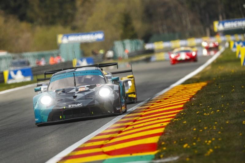 FIA WEC GT Spa