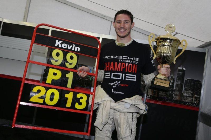 Porsche 911 GT3 Cup, Kévin Estre (F), Porsche Carrera Cup Deutschland, 2013